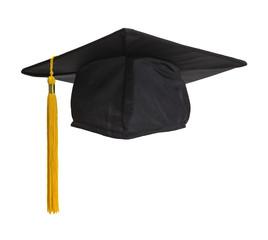 Grad Hat Front