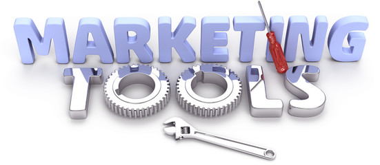 Business technology marketing tools