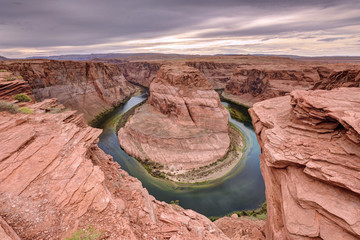 Hoseshoe Bend, Colorado River