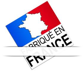 made in France, fabriqué en France