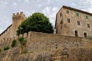 Caldarola, castello della Pallotta