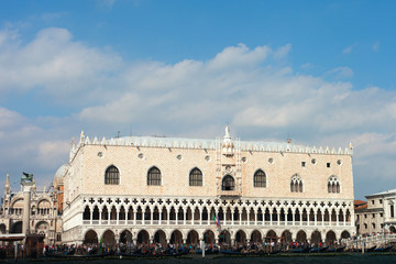 Ducale palace, Venice, Italy.