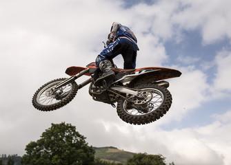 Salto supercross