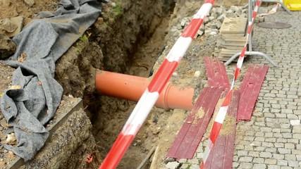 repair the urban street - pavement