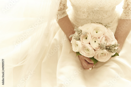 canvas print picture Bouquet