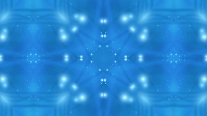 Wonderful Kaleidoscopic Background Loop HD 9