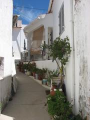 Street betwen the houses,Portugal