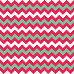 Chevron seamless pattern in flat style