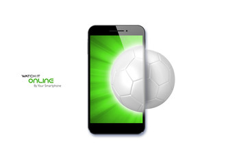 Smartphone, Football, Sport