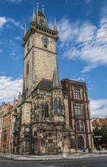 Прага Староместская ратуша