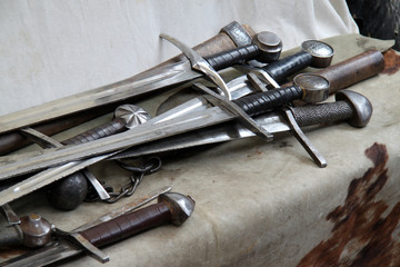 Spade medievali