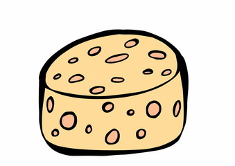 doodle cheese