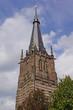 Leinwanddruck Bild - Kath. Pfarrkirche St. Lambertus in ERKELENZ