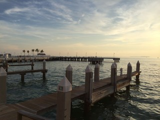 waiting for the sunset @ Key West