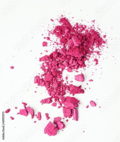 canvas print picture pinker Lidschatten