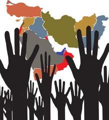 aiuti medio oriente