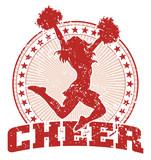Fototapety Cheer Design - Vintage