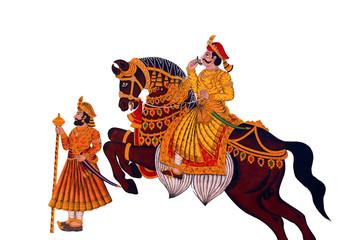 Rajasthan - Inde du nord