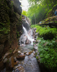 Flume Gorge Franconia Notch New Hampshire