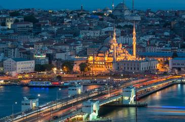 Yeni Cami at Night
