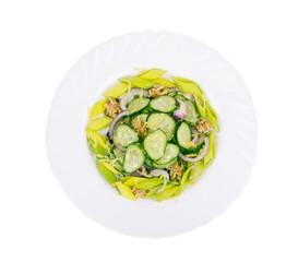 Healthy salad.