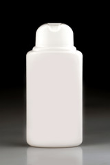 bottiglia di plastica