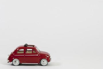 la 500 rossa
