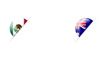 Basketball World Cup 2014 Mexico vs Australia