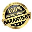 Button - 100% ZUFRIEDENHEIT GARANTIERT - 69202977