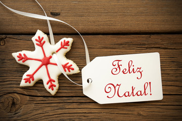 Feliz Natal, Portuguese Christmas Greetings