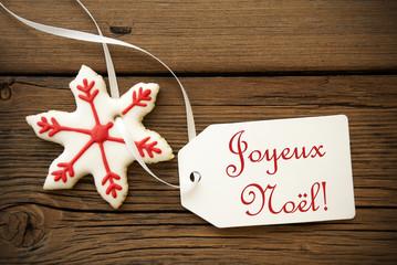 Joyeux Noël, French Christmas Greetings