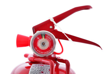 pressure gauge of fire extinguishers