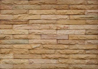 brick stone wall for background