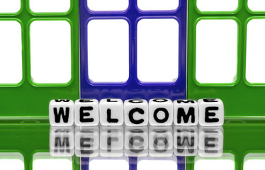 Welcome and three color gates