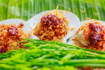 Scallop Shells Spicy