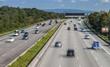 Autobahn Straßenverkehr © Matthias Buehner