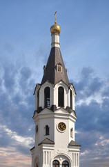 Гомельская колокольня Свято-Никольского монастыря