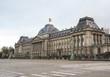 Постер, плакат: Брюссель Королевский дворец