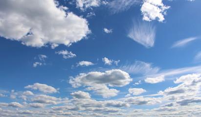 Небо в облачках