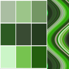 color  selection for interior
