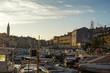 canvas print picture - City Harbour I