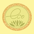eco logo for organic products