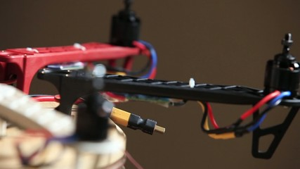 build quadrocopter