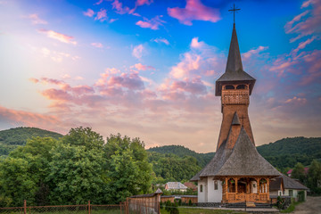 Church in Maramures