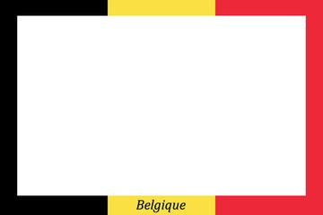 Rahmen Belgien