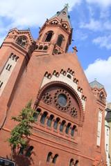 Passionskirche in Berlin-Kreuzberg