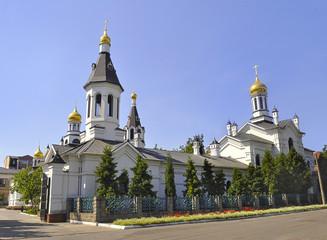 Гомельский Свято-Никольский мужской монастырь
