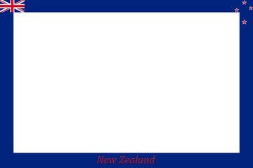 Rahmen Neuseeland