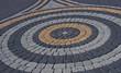 pattern on the pavement - 69211395