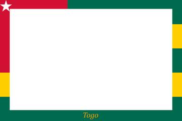 Rahmen Togo